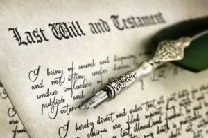 The right way to do a Will